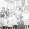 194? - Ziegler family reunion at Wm. Vollenweiders?